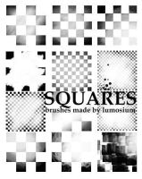 Square brushes by lumosium