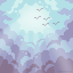Clouds by TheOceanOwl