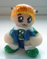 Sevin figurine by angelicgem