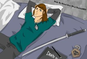 Me Shinigami Day Off by Xpand-Your-Mind