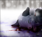 : Too Cold For Pain : by The-F0X