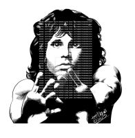 is it Jim Morrison by keithdraws
