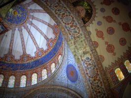 At the Mosque (2) by divinities
