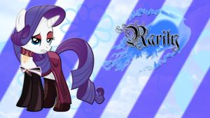Wallpaper Magic Rarity Vess by Barrfind
