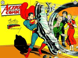 Action Comics 146 by Superman8193