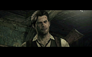 The Evil Within - Sebastian Castellanos by Drive637