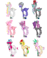 MLP Spike Ship Adopts OTA 3 (Closed!) by TearyIris