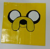 Jake the Dog by DuctileCreations