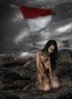 I Will Die for My Country by indonesia