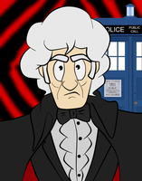 Third Doctor by TateShaw