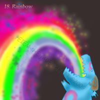 18. Rainbow by ReimeiJCabbit