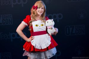 Bee + Puppycat 1 by Samii-Doll