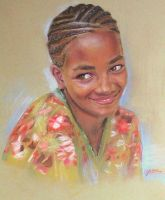 CABO VERDE GIRL by goyoon