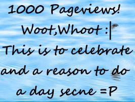 1000 pageview work by Magix39