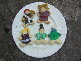 Naruto Cookies Part 2 by taylor-of-the-phunk