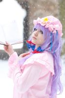Touhou-Patchouli Knowledge-III by JessicaUshiromiyaSan