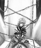 KH: Chained From Waking by soggymuffinhead