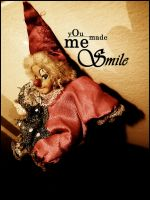 You Made Me Smile by chiller