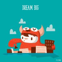 Dream Big by ivan-bliznak