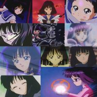 sailor saturn collaz by 16nth