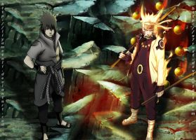 Naruto 673: We Came Back - Collab with X7Rust by IIYametaII