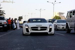 Fab Design Mercedes SLS by ramyk