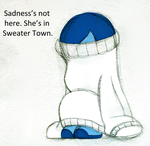 Sweater Town by PuccaFanGirl