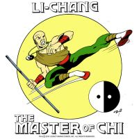 The Master of Chi by LegacyHeroComics