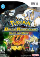 Pokemon Battle Revolution BW by t7fu8