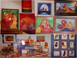 My Lion King Collection by sharyamato