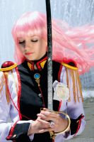 Shoujo Kakumei Utena by kirawinter