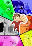 Alex Kidd in the colorful Miracle World! by DeathKurai