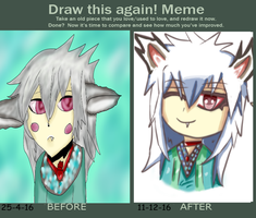 redraw Dictrant icon by Misaki-onee-san