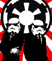 Corporate Storm Troopers by xTitox