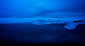 Ice Beach by wmandra