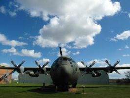 Hercules  - RAF Cosford by PhilsPictures