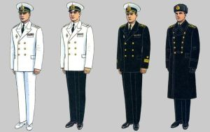 Soviet Army Uniforms 44 by Peterhoff3