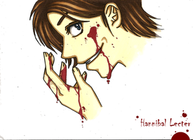 Hannibal Lecter by The-Tall-Midget