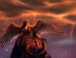 Storm Call by Maquenda