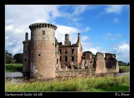 Caerlaverock castle rld 08 by richardldixon