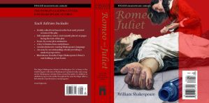 Romeo and Juliet Cover Jacket by jpaul