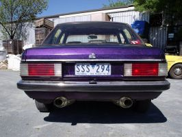 my old vh commodore by vnsupreme