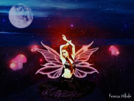 THE MAGIC OF FAIRIES by KerensaW