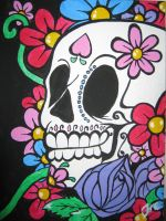 Sugar SKull by theFraffra