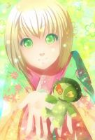 Shiemi by kaminary-san
