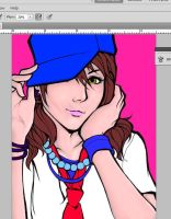 WIP Coloring Part 2 by Chrismar78