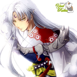Render Sesshomaru by YaelRukia
