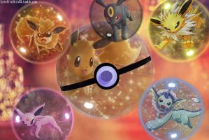 Life Inside a Pokeball by Satellite-Skin