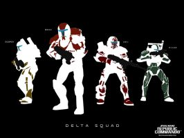 Delta Squad Inverse by aetekkyn1408