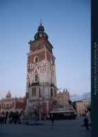 Town Hall Tower 02 by kuschelirmel-stock